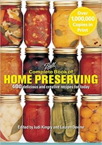 Emergency Survival Food Preparation - Complete Book of Home Preserving