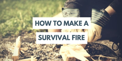 How To Make A Survival Fire (Blog)