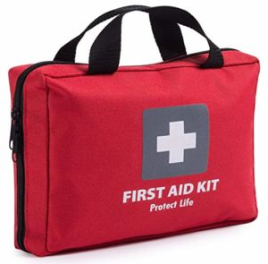 Best EDC Kit - 200 Piece Emergency First Aid Kit