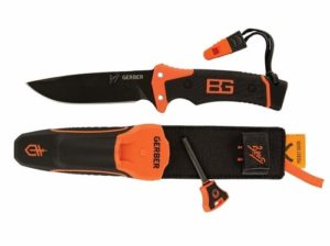 Best EDC Kit - Gerber Bear Grylls Ultimate Pro Knife