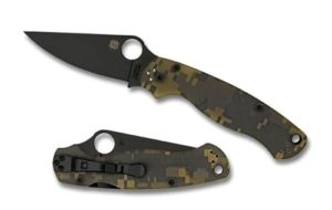 Best Spyderco Pocket Knife - Spyderco Para Military 2
