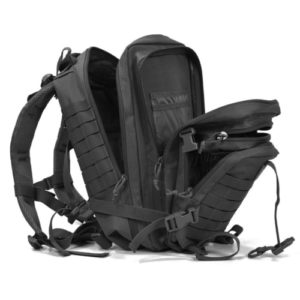 Military Tactical Assault Backpack - Compartments