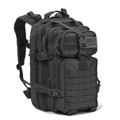 Ultimate Bug Out Bag Essentials List - Military Assault Backpack