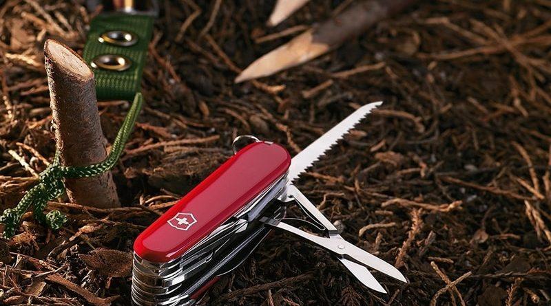 Victorinox Swiss Army Pocket Knife – SwissChamp
