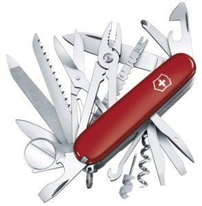 Victorinox Swiss Army Pocket Knife - SwissChamp