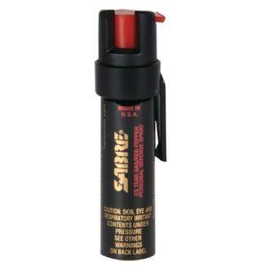 Non Lethal Self Defense Tool - Pepper Spray Police Strength