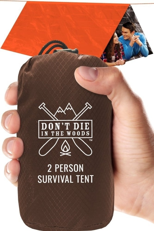 How To Use A Hunting Knife - Two Person Tent For Your Bug Out Bag