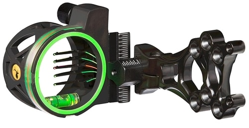 When Do Bow Sights Work Best - Trophy Ridge Volt 5 Pin Bow Sight