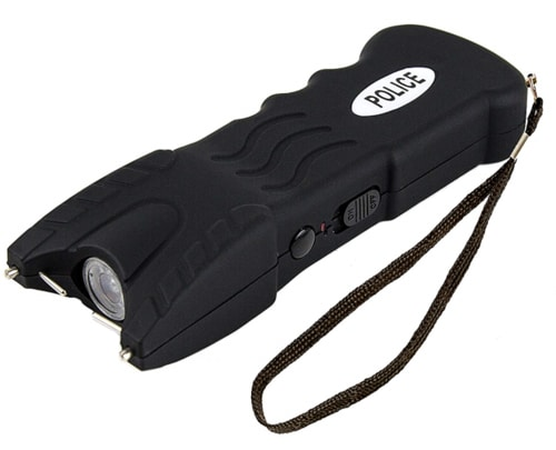 Best Stun Flashlights - Police 916B Stun Gun & LED Flashlight