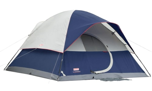 Best Dome Tent - Coleman 6 Person Tent