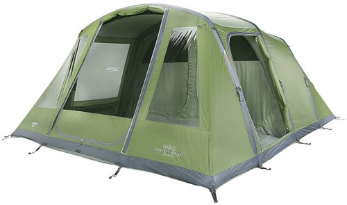 Best Large Family Tent - Vango 6 Person Odyssey Air 600 Tent