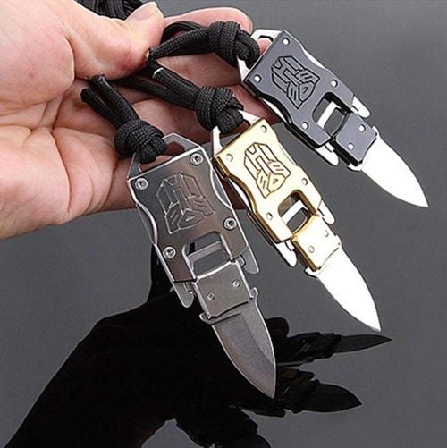 Uses For A Pocket Knife - Transformer EDC Mini Pocket Knife