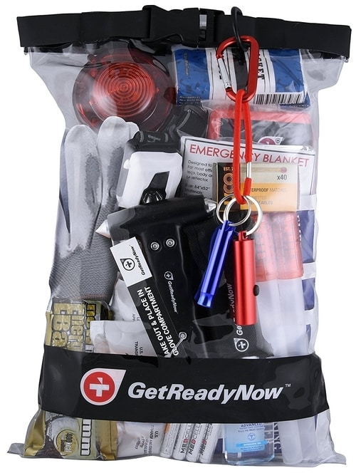 Best Prepper Tips - Deluxe Car Bug Out Bag Ready To Go Now