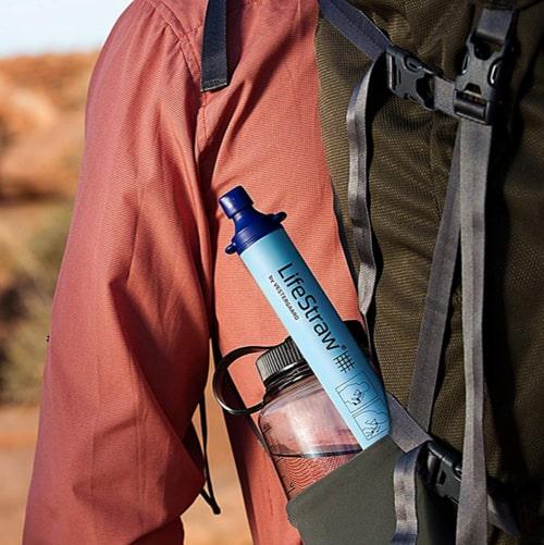 Bug Out Bag Essentials Lifestraw