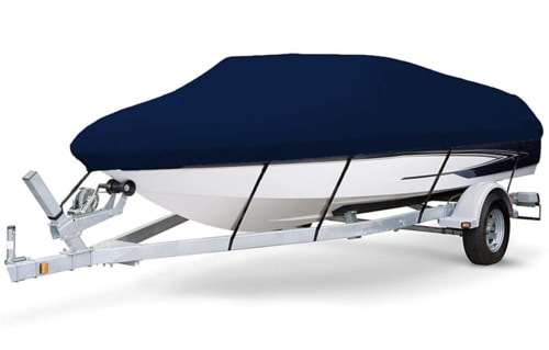 Survival Fishing Boats - Catamaran Boat Cover