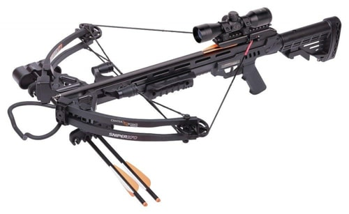 Survival Tools And Weapons - CenterPoint Sniper 370 Crossbow