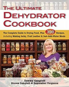Emergency Survival Food Preparation - Ultimate Dehydrator Cookbook