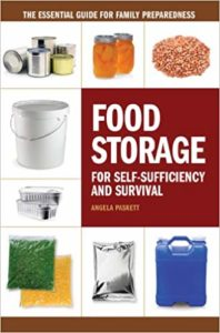 Emergency Survival Food Preparation - Food Storage For Self Sufficiency & Survival