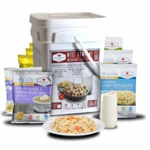 Emergency Survival Food Preparation - Wise Company Emergency Food Variety Pack