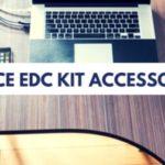 Office EDC Kit Accessories