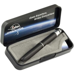 Office EDC Kit Accessories - Fisher Bullet Grip Space Pen With Stylus