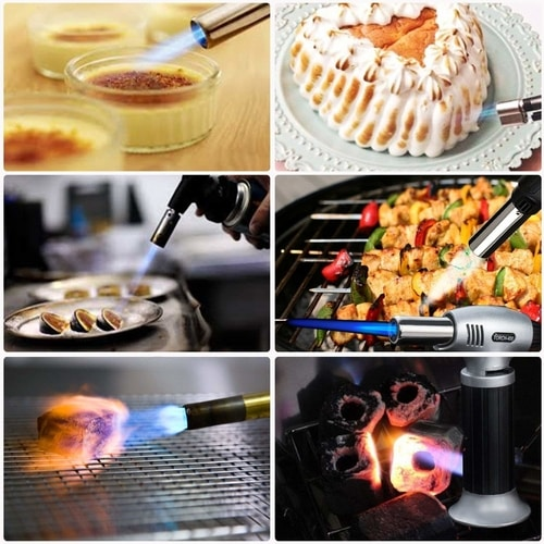 Best Christmas Gadgets - Culinary Blow Torch