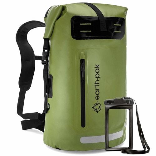 Essential Survival Gear - Earth Pak Waterproof Backpack