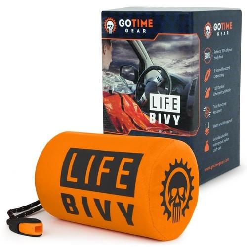 Essential Survival Gear - Go Time Survival Bivy