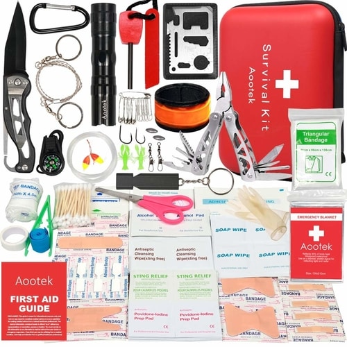 Essential Survival Gear - Survival First Aid Kit