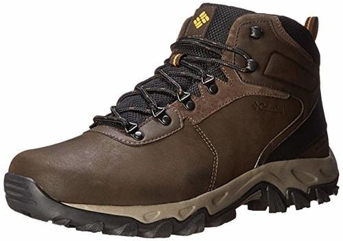Hiking Tips For Beginners - Columbia Mens Newton Ridge Plus II Waterproof Hiking Boot