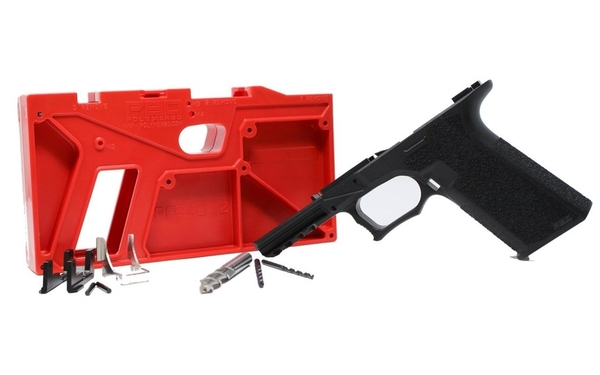 Why Building A Polymer 80 Pistol Is Better - Polymer 80 Standard Pistol Frame & Jig Kit