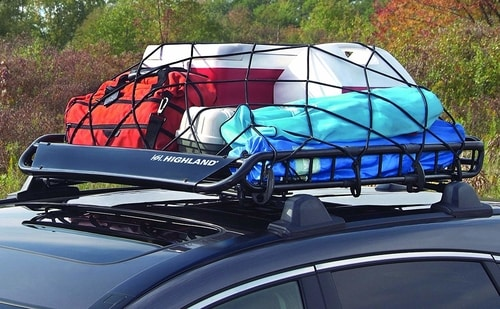 Best Gifts For Camping Enthusiasts - Highland Venture Roof Rack
