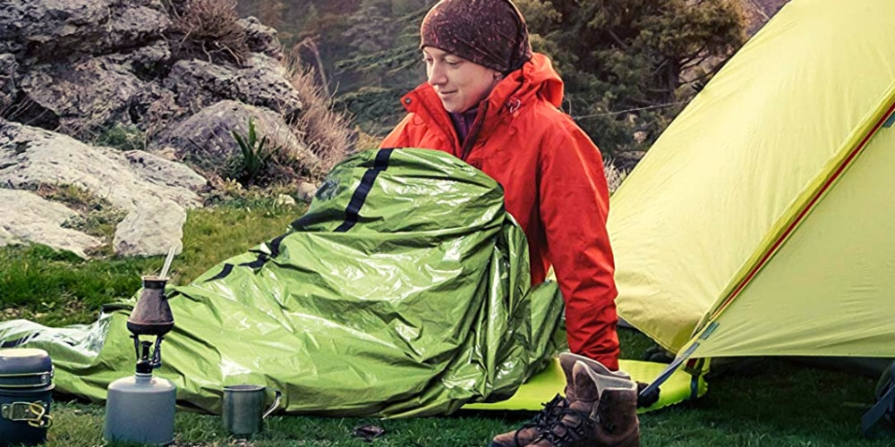 Best Bivvy Sacks For Emergency Survival Shelter